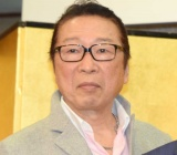 松竹特別公演『蘭〜緒方洪庵浪華の事件帳〜』の製作発表会見に出席した石倉三郎