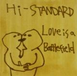 19年の時を経て、「トリプル・プラチナ」に認定されたHi-STANDARD「LOVE IS A BATTLEFIELD」