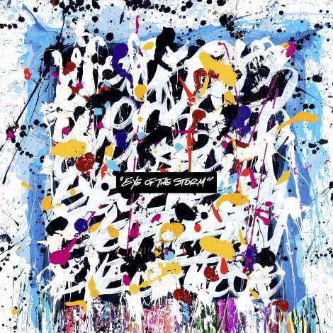 「プラチナ」に認定されたONE OK ROCK「Eye of the Storm」