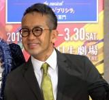 ミュージカル『プリシラ』初日公演前日囲み取材に出席した宮本亜門氏 (C)ORICON NewS inc.