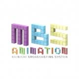 新たなアニメ枠設立を発表 MBSアニメーションのロゴタイトル (C)MBS