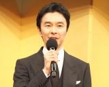 NHK大河ドラマ『麒麟がくる』の主演・長谷川博己 (C)ORICON NewS inc.