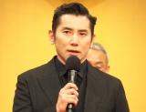 NHK大河ドラマ『麒麟がくる』に出演が決まった本木雅弘 (C)ORICON NewS inc.