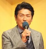 NHK大河ドラマ『麒麟がくる』に出演が決まった高橋克典 (C)ORICON NewS inc.