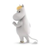 スノークのおじょうさん(CV:津田美波)=新作『ムーミン谷のなかまたち』NHK・BS4Kで4月4日より放送開始(C)Moomin Characters TM(C) Gutsy Animations 2019