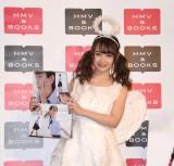 オフィシャルスクールカレンダーの発売記念イベントを行った尾崎由香 (C)ORICON NewS inc.