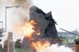 東映が製作する怪獣映画『シリーズ怪獣区 ギャラス』メイキング第3弾公開(C)東映特撮ファンクラブ