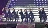 2期生が乃木坂46の「おいでシャンプー」をカバー=『日向坂46 デビューカウントダウンライブ!!』より (C)ORICON NewS inc.