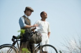 片言の日本語で金栗四三(中村勘九郎)たちに優しく寄り添うダニエル(C)NHK
