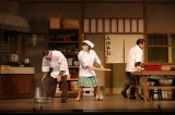 明治座3月『水森かおり特別公演』芝居より