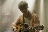 映画『JK☆ROCK』でギターを演奏する福山翔大(C)2019「JK☆ROCK」ビジネスパートナーズ