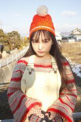 『週刊プレイボーイ』12号に登場した郡司芹香(C)桑島智輝/週刊プレイボーイ