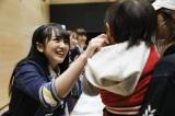 岩手県大槌町=AKB48グループ69回目の被災地訪問活動(C)AKS