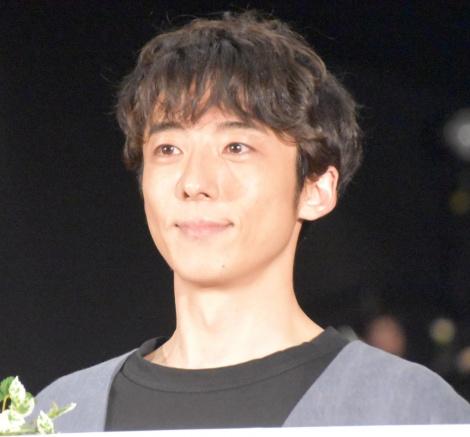 映画『九月の恋と出会うまで』公開後舞台あいさつに登壇した高橋一生 (C)ORICON NewS inc.