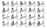 撮り下ろしビジュアルを使用したクリアファイル(全20種/ランダム)1枚650円(税別)