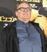 映画『バンブルビー』(22日公開)のイエローカーペットと舞台あいさつに登場したロレンツオ・ディ・ボナヴェンチュラプロデューサー (C)ORICON NewS inc.