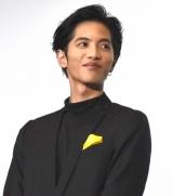 映画『バンブルビー』(22日公開)のイエローカーペットと舞台あいさつに登場した志尊淳 (C)ORICON NewS inc.