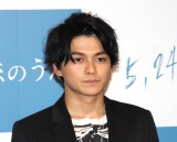 映画『小さな恋のうた』で映画デビューを果たした眞栄田郷敦 (C)ORICON NewS inc.
