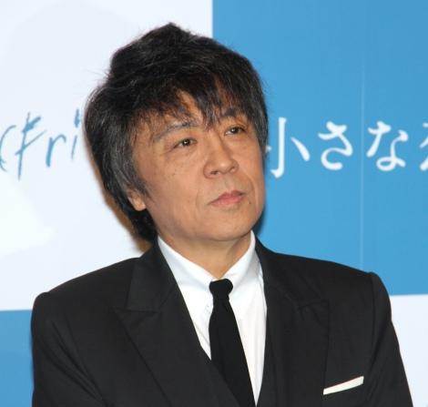 実写映画『小さな恋のうた』(5月24日公開)の完成報告記者会見した世良公則 (C)ORICON NewS inc.