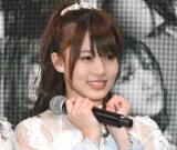 AKB48 55thシングル『ジワるDAYS』発売記念イベントに出席した岡部麟 (C)ORICON NewS inc.