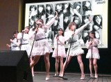 向井地美音センターで「ヘビーローテーション」=AKB48 55thシングル『ジワるDAYS』発売記念イベント (C)ORICON NewS inc.