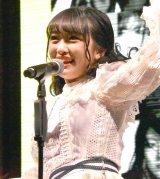 AKB48 55thシングル『ジワるDAYS』発売記念イベントに出席した向井地美音 (C)ORICON NewS inc.