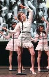 「ヘビーローテーション」を披露=AKB48 55thシングル『ジワるDAYS』発売記念イベント (C)ORICON NewS inc.