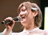 AKB48 55thシングル『ジワるDAYS』発売記念イベントに出席した岡田奈々 (C)ORICON NewS inc.