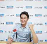 『DAYS』のパーソナリティーを務める原田龍二(C)ニッポン放送