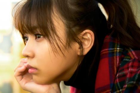 サムネイル 欅坂46小林由依1st写真集『感情の構図』未掲載カットが公開