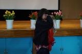 テレビ朝日系木曜ドラマ『ハケン占い師アタル』クランクアップを迎えて泣いてしまった杉咲花(C)テレビ朝日