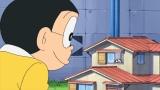4月5日放送、テレビ朝日系アニメ『ドラえもん』リメイクされた「ゆめの町、ノビタランド」より(C)藤子プロ・小学館・テレビ朝日・シンエイ・ADK