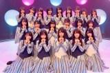 NHK『坂道テレビ〜乃木と欅と日向〜』に出演する日向坂46(C)NHK