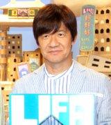 『LIFE!〜人生に捧げるコント〜』の取材会に出席した内村光良 (C)ORICON NewS inc.