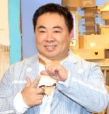 『LIFE!〜人生に捧げるコント〜』の取材会に出席した塚地武雅 (C)ORICON NewS inc.