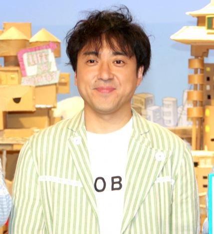 『LIFE!〜人生に捧げるコント〜』の取材会に出席したムロツヨシ (C)ORICON NewS inc.
