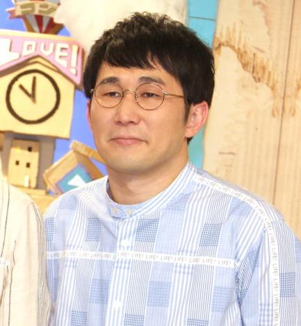 『LIFE!〜人生に捧げるコント〜』の取材会に出席したシソンヌじろう (C)ORICON NewS inc.