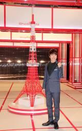 音楽番組『SONGS OF TOKYO』の取材会に出席した関ジャニ∞村上信五 (C)ORICON NewS inc.