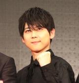 梶裕貴=フジテレビ『アニメラインナップ発表会2019 拡張』 (C)ORICON NewS inc.