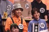 16日放送の『超逆境クイズバトル!! 99人の壁』に出演するりゅうちぇる&比花 (C)フジテレビ