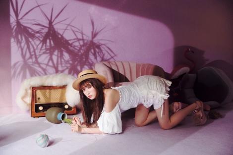 サムネイル 『LARME 039 May』の表紙を飾ったNMB48・吉田朱里