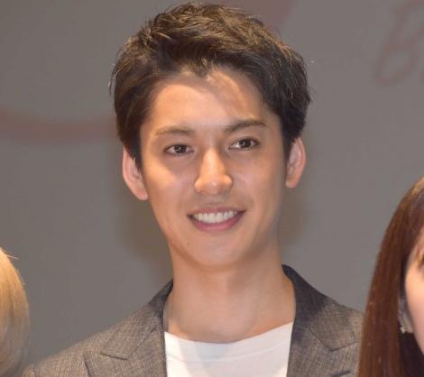 映画『Bの戦場』初日舞台あいさつに登壇した大野拓朗 (C)ORICON NewS inc.