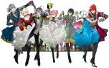 新プロジェクト「ジャックジャンヌ」のキャラクタービジュアル (C)Sui Ishida/BROCCOLI