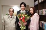 『イノセンス 冤罪弁護士』がクランクアップ (C)日本テレビ