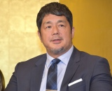 『RIZIN.13』の対戦カード発表会見に出席した高田延彦 (C)ORICON NewS inc.