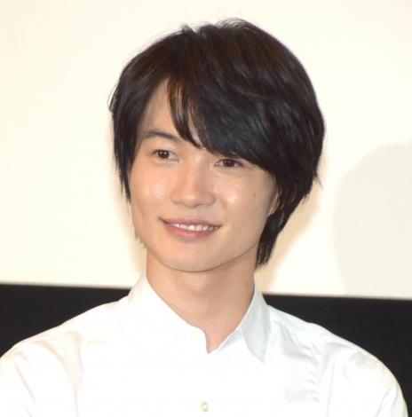 映画『フォルトゥナの瞳』の公開直前イベントに参加した神木隆之介 (C)ORICON NewS inc.