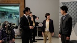 HTB開局50周年ドラマ『チャンネルはそのまま!』(3月18日から5夜連続、北海道地区地上波放送、Netflixで11日より独占先行配信)主人公・雪丸花子を演じる芳根京子(C)HTB