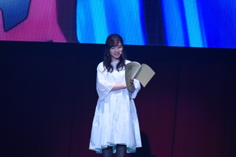 アニメイベント『MBSアニメヒストリア-平成-』に出演した宮本侑芽