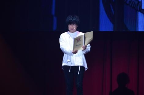 アニメイベント『MBSアニメヒストリア-平成-』に出演した広瀬裕也
