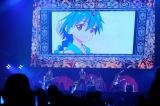 アニメイベント『MBSアニメヒストリア-平成-』に出演したシド